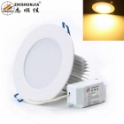 ZHISHUNJIA 18W Warm White LED Ceiling Light - White (AC 85~265V)
