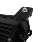 Combo 400W 34000lm 80-LED White Light Offroad Car Light Bar - Black