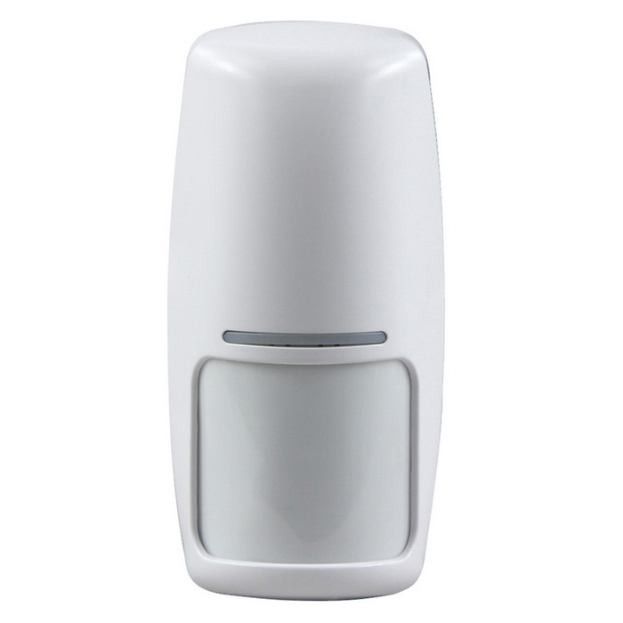 DP-07R High Sensitivity 433MHz PIR Motion Sensor - White