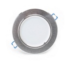 ZHISHUNJIA 18W Warm White LED Ceiling Light - Silver (AC 85~265V)