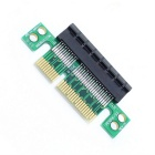 PCI-E X4 Adapter - Green + Black