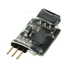 DIY 3A Motor Speed Controller Governor for R/C Aircraft - Black