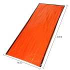 AoTu Envelope Shape Anti-radiation Emergency Sleeping Bag - Orange