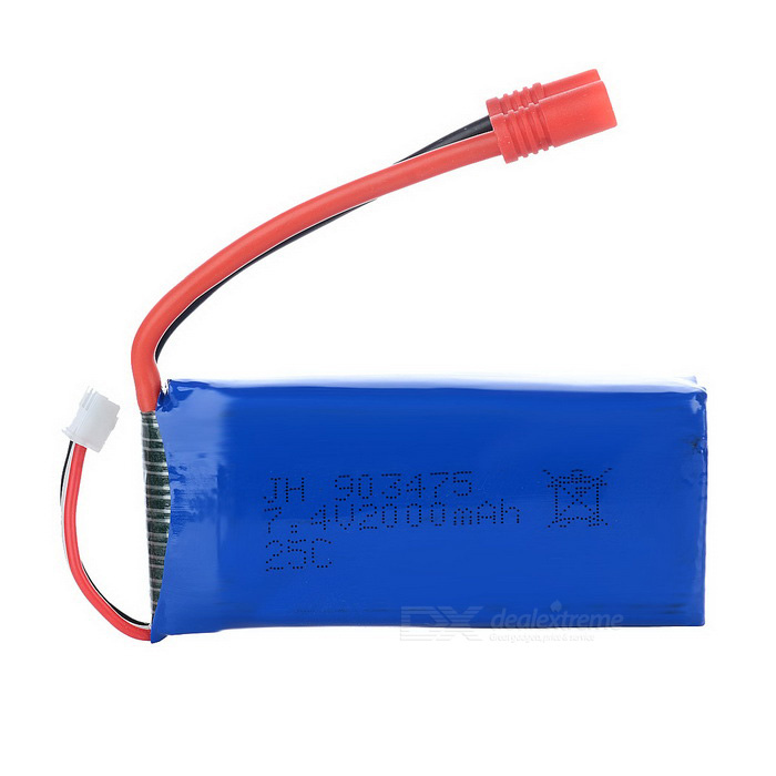 2000mAh Li-ion Battery for X8C X8W X8G - Blue