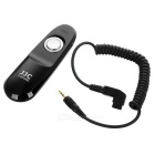 JJC S-S1 Wired Camera Remote Shutter Controller for Sony - Black