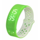 W9 Smart Band Wrist Sport Bracelet Pedometer Activity Tracker - Green