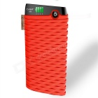 Cager S20 10000mAh Lithium Polymer Battery Power Bank for IPHONE - Red
