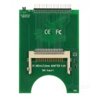 IDE to CF 44Pin Adapter Card for Laptop - Green