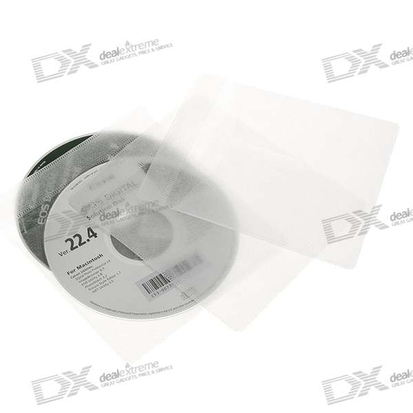 CD Portable Storage Bag (Holds 100 CD)