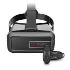 VR PARK V2+ 3D Glasses + Bluetooth Wireless Controller - Black