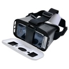VR PARK V2 Gafas 3D Virtual Reality Headset - Blanco + Negro