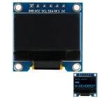 "SSD1306 0.96"" 128 x 64 Blue OLED Screen Display Module - Blue + Black"
