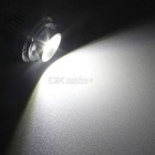 MZ E39 4 XT-E LED 32W 1400lm Angel Eyes Blanco Foglight DRL-Plata