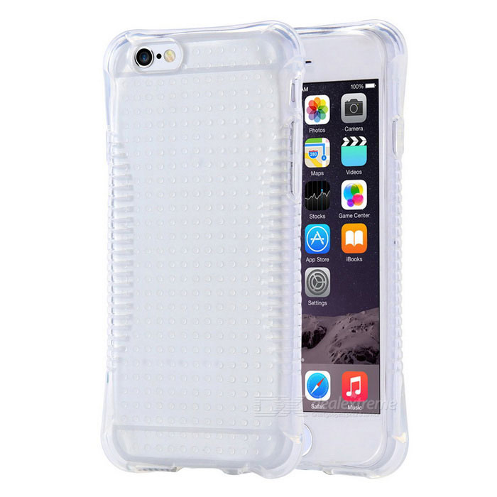 Hat-Prince Anti-Shock Anti-Skid-Fall für IPHONE 6 / 6S - Transparent