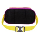 NatureHike NH15Y009-B Waist Pack w/ Adjustable Strap - Dark Pink