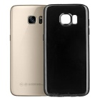 5mm Ultra-Thin Protective Back Case for Samsung Galaxy S7 Edge - Black