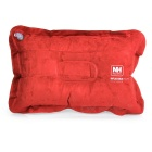 NatureHike Outdoor Traveling Inflatable Suede Pillow - Orange