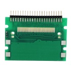 "2.5 ""IDE para CF Card Adapter 44pin - verde + Branco + Multicolor"