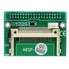 CF to IDE3.5 40Pin Female Adapter Card - Green
