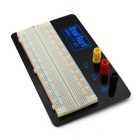 ZY-201 Solder-Free 630-Hole Bread Board Breadboard