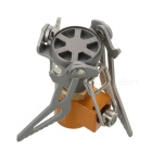 Fire-Maple FMS-300T Ultra Light Outddor Stove - Silver + Orange