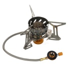 Fire-Maple FMS-121 Outdoor Windproof Cooking Stove Burner - Silver