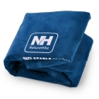 NatureHike Outdoor Travel Inflatable Suede Pillow - Blue