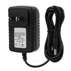 5.5*2.1 12V 0.35A Power Adapter Charger - Black (100~240V / US Plug)