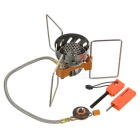 Fire-Maple FMS-02 Outdoor Windproof Stove Burner - Golden + Silver