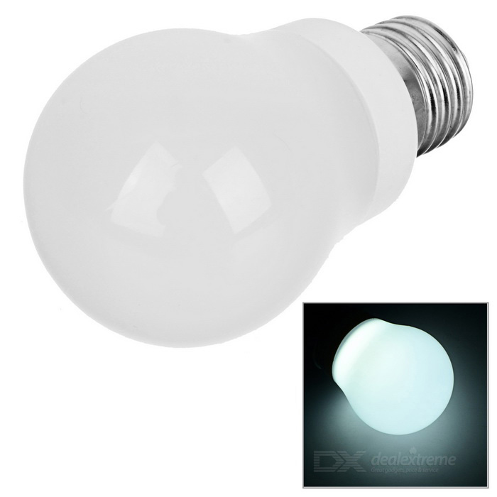 MLSLED MLX-CZQP-1-5 5W E27 350lm Cold White LED Light (AC 190~230V)