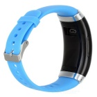 Smart Bluetooth Watch / Digital Voice Recorder w/ 4GB Memory - Blue