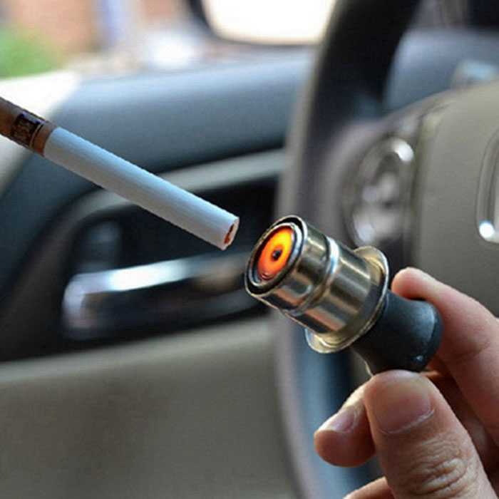 Ziqiao Portable Universal Car Cigarette Lighter Heater