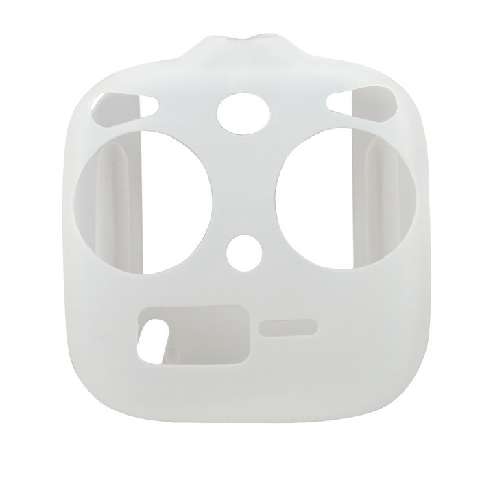 KingMa Remote Control Silicone Case for DJI Phantom 3 / 2 - White