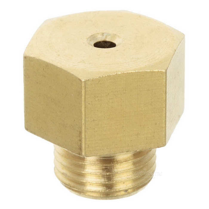 Brass 1.75mm Remote Connector for 3D Printer - Brass Color