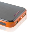 10000mAh Carregador Solar Power Bank + LED Light + Saco para IPHONE