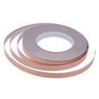 12mm*50m Copper Foil EMI Shielding Single Adhesive Tape for Guitar