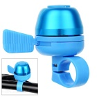 Cycling Bike Bicycle Warning Siren Bell - Blue