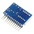 "2-Digit Common Anode 0.36"" Digital Display Module for Arduino - Blue"