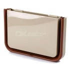 CARKING Multifunctional Car Storage Box Organizer - Beige Grey