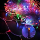 Christmas 6W Multicolored Twinkle LED Fairy String Lights 100LED 33ft