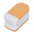 "1.3"" LED Fingertip Pulse Oximeter - Yellow (2*AAA)"