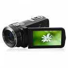 "Ordro HDV-Z8 1080p Vídeo Digital Camera w / 3 ""TFT Touch Screen - Black"