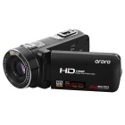 "Ordro HDV-Z80 DV w/ 3"" TFT, 120X Digital Zoom 10X Optical Zoom - Black"