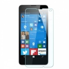 Mr.northjoe 0.3mm 2.5D 9Н Закаленное стекло Экран гвардии для Microsoft Lumia 550 - Прозрачный