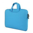 "AKR Dual-Purpose Liner Bag Tote Bag for MACBOOK AIR 11.6"" - Lake Blue"