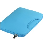 "AKR Dual-Purpose Bag Liner Sacola para o MacBook Air de 11,6 ""- Lago Azul"