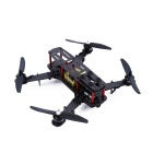 OCDAY VZWQ0384 Carbon Fiber Mini 250 Quadcopter Frame Motor Flight Control Board Set - Black