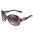 Reedoon 2229-1 Women's UV400 Protection Polarized Sunglasses - Purple