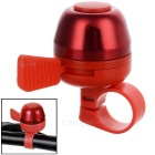 Cycling Bike Bicycle Warning Siren Bell - Red