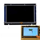 "800 x 480 5"" Resistive Touch LCD for Raspberry Pi 3/2B/B/A+ - Blue"